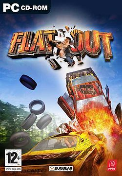 Screens Zimmer 5 angezeig: flatout ps2